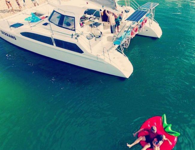 serrano Boat at beach